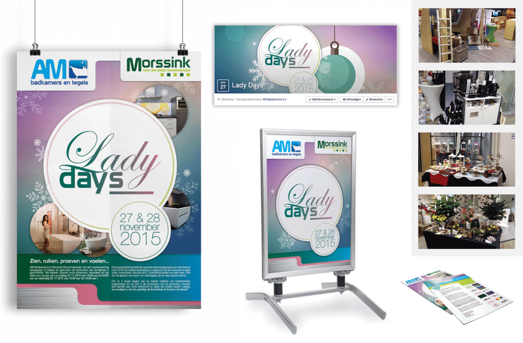 Campagne Lady Day's
